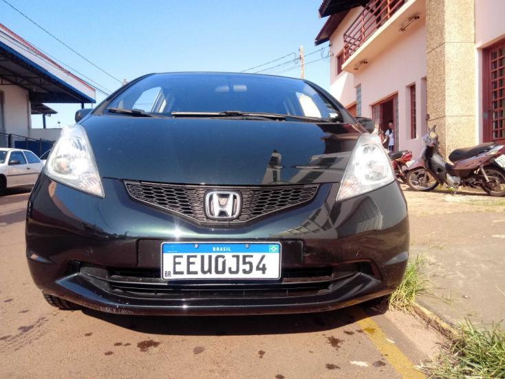 HONDA Fit 1.4 16V 4P LX FLEX AUTOMÁTICO, Foto 7