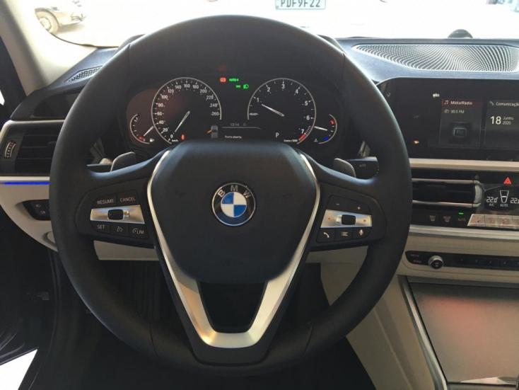 BMW 320I 2.0 16V 4P SPORT TURBO AUTOMÁTICO, Foto 9