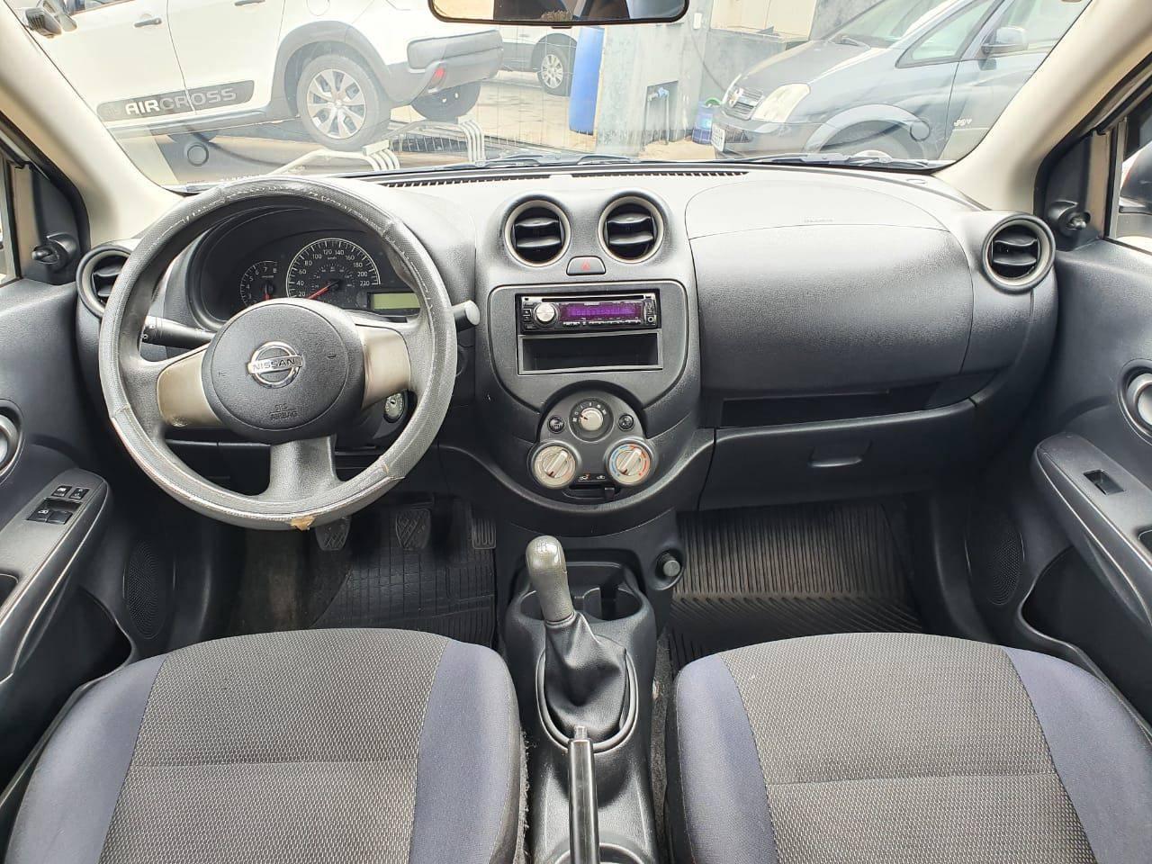 NISSAN Versa Sedan 1.0 4P FLEX S, Foto 6