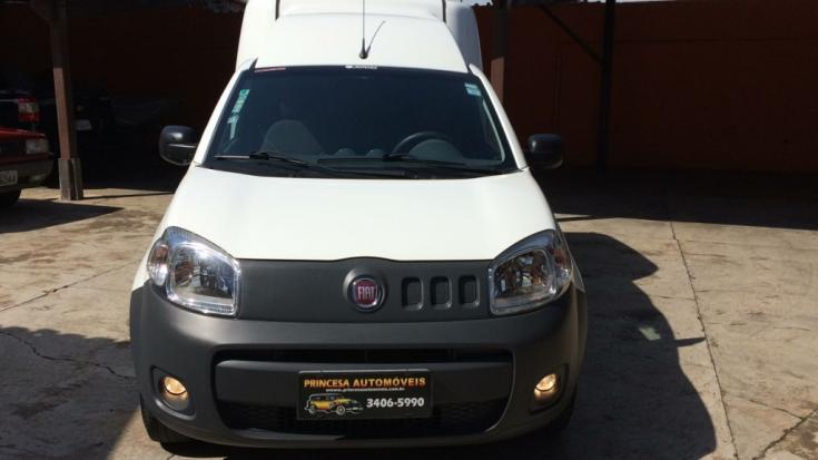 FIAT Fiorino 1.4 FIRE FLEX HARD WORKING FURGÃO, Foto 1