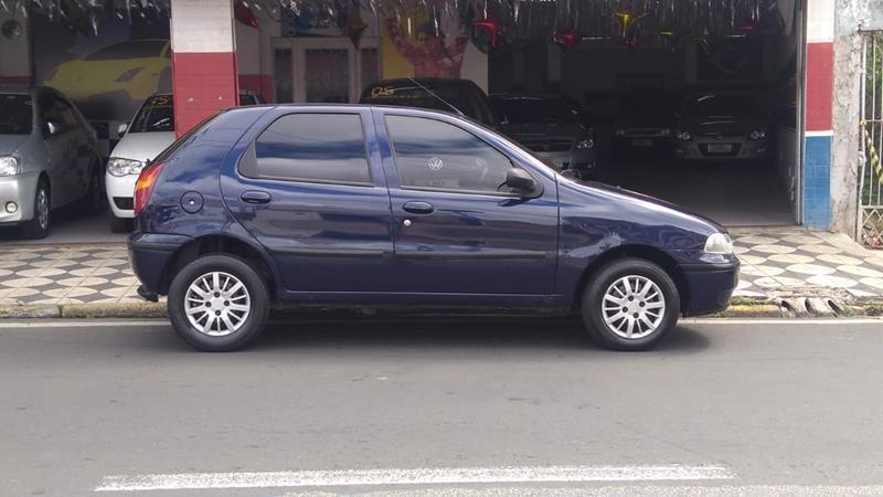 FIAT Palio 1.0 16V 4P EDX, Foto 6