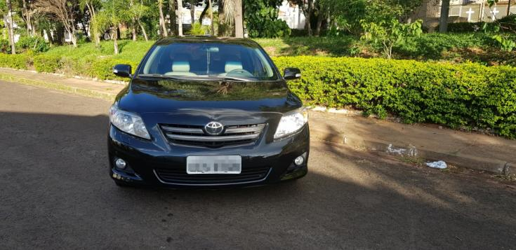 TOYOTA Corolla 1.8 16V 4P SEG FLEX AUTOMÁTICO, Foto 1