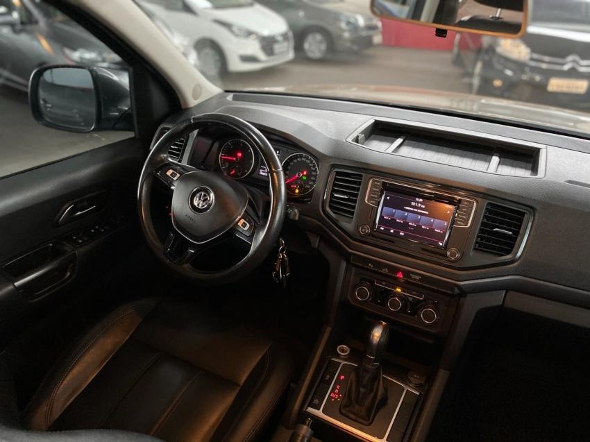 VOLKSWAGEN Amarok 2.0 16V 4X4 CABINE DUPLA TRENDLINE TURBO INTERCOOLER AUTOMÁTICO, Foto 8