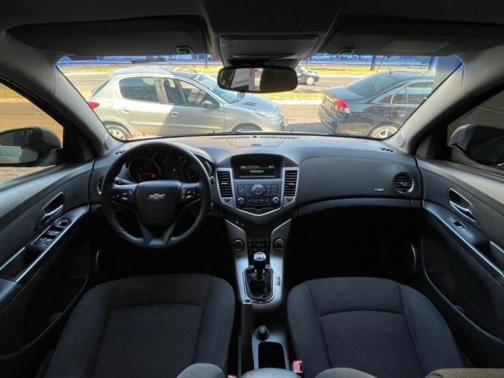 CHEVROLET Cruze Hatch 1.8 16V 4P LT SPORT6 FLEX, Foto 8