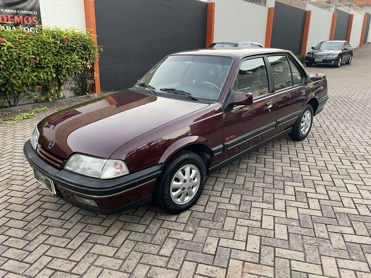 CHEVROLET Monza Sedan 2.0 4P EFI ÁLCOOL GLS, Foto 2