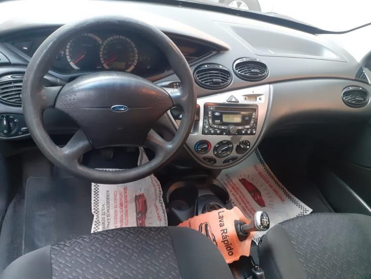 FORD Focus Sedan 1.6 S 16V 4P FLEX, Foto 5