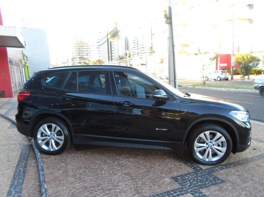 BMW X1 2.0 16V 4P SDRIVE 20I ACTIVEFLEX TURBO AUTOMÁTICO, Foto 6