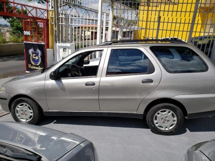 FIAT Palio Weekend 1.0 16V 4P ELX, Foto 3