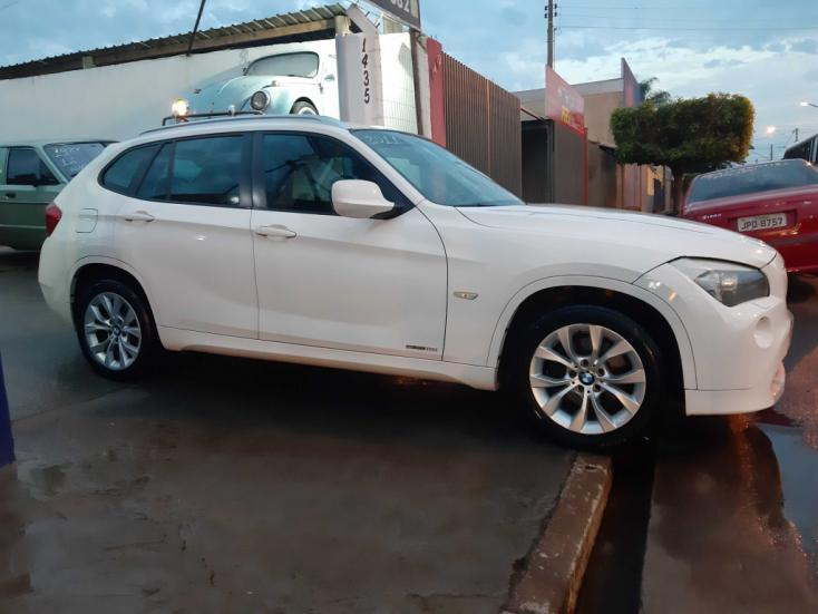 BMW X1 2.0 16V 4P SDRIVE 18I TOP AUTOMÁTICO, Foto 8