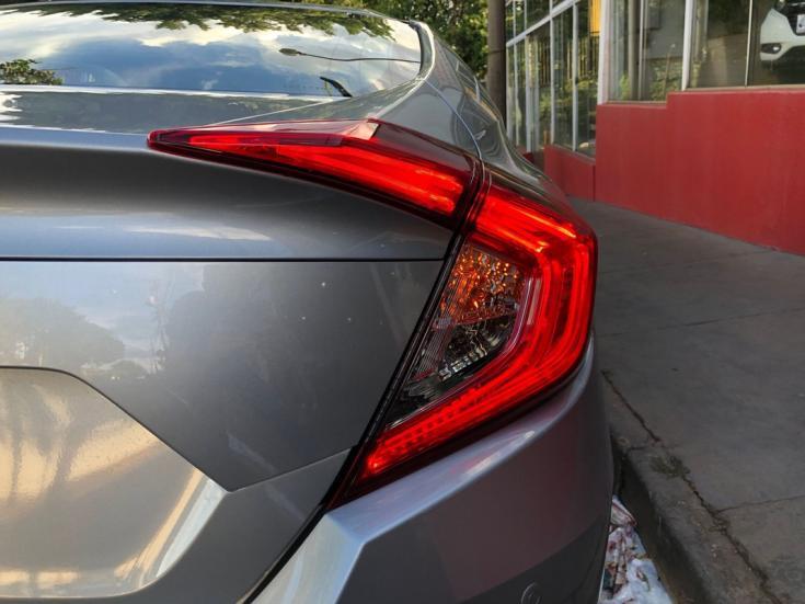 HONDA Civic 2.0 16V 4P EX FLEX  AUTOMÁTICO CVT, Foto 7