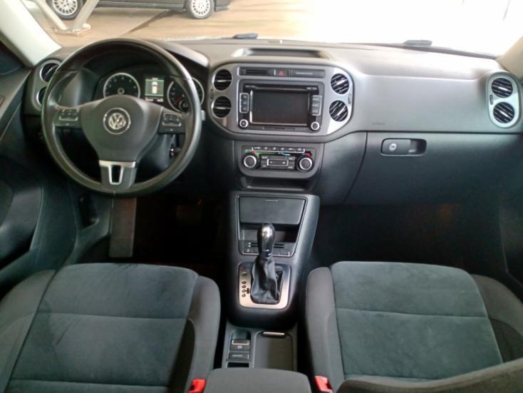 VOLKSWAGEN Tiguan 2.0 16V 4P TSI 4WD TURBO AUTOMÁTICO, Foto 11