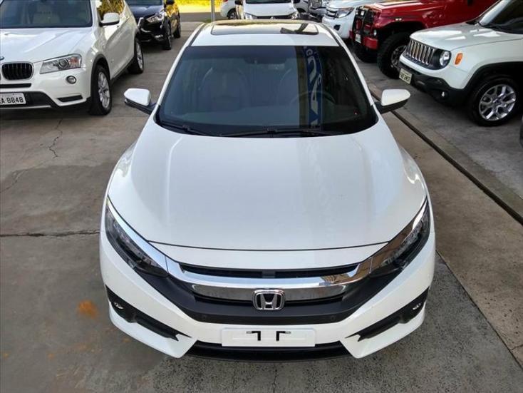 HONDA Civic 1.5 16V 4P TOURING TURBO AUTOMÁTICO CVT, Foto 5