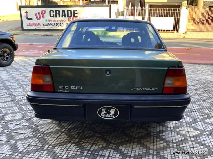 CHEVROLET Monza Sedan 2.0 4P EFI SL/E, Foto 8