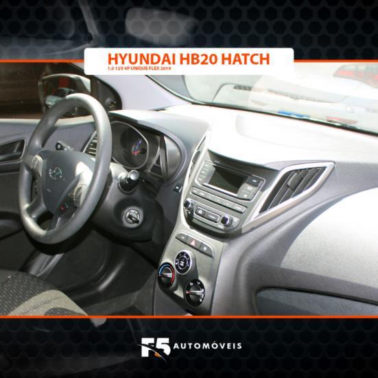 HYUNDAI HB 20 Hatch 1.0 12V 4P UNIQUE FLEX, Foto 10