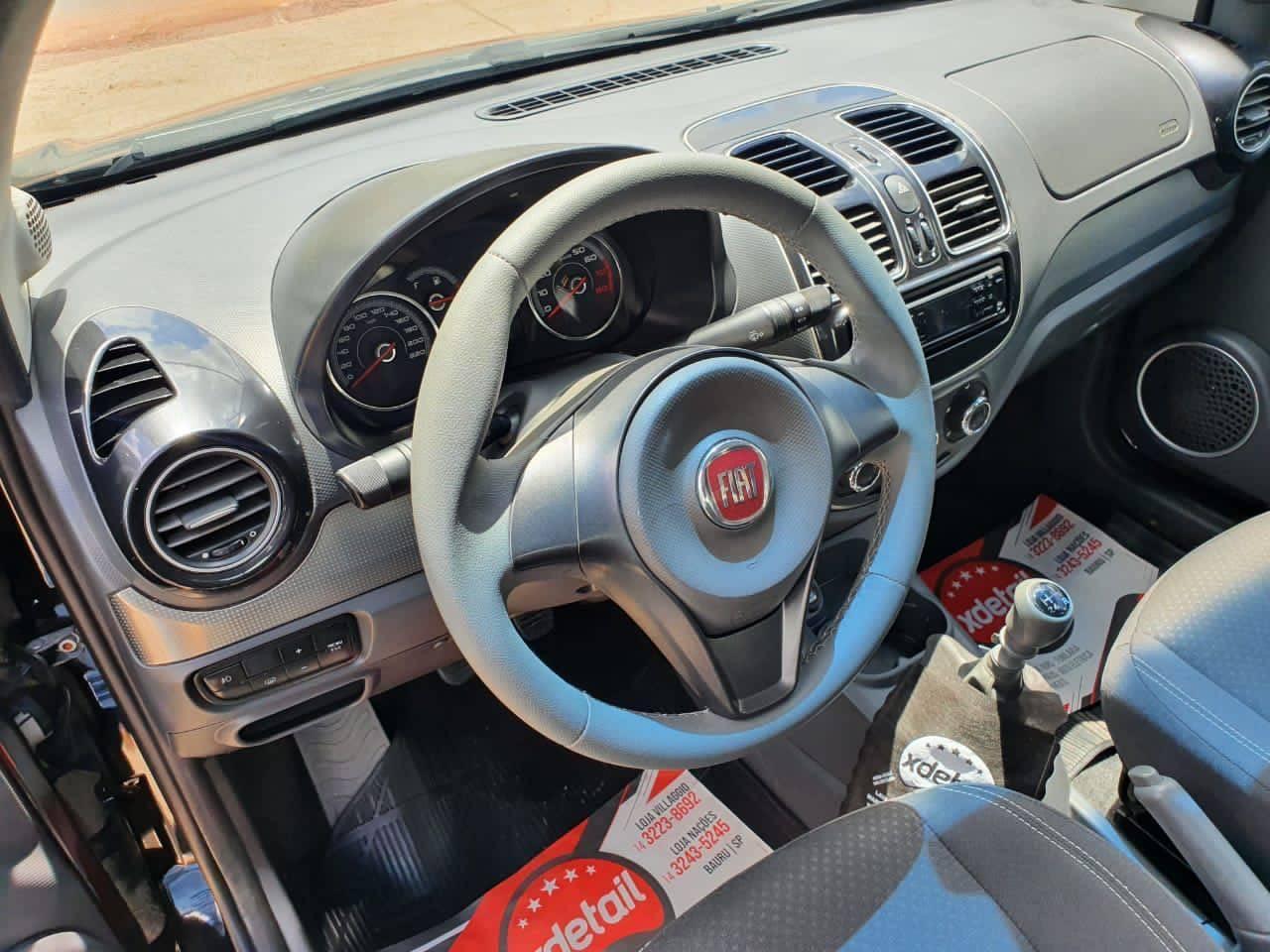 FIAT Grand Siena 1.4 4P EVO ATTRACTIVE FLEX, Foto 7