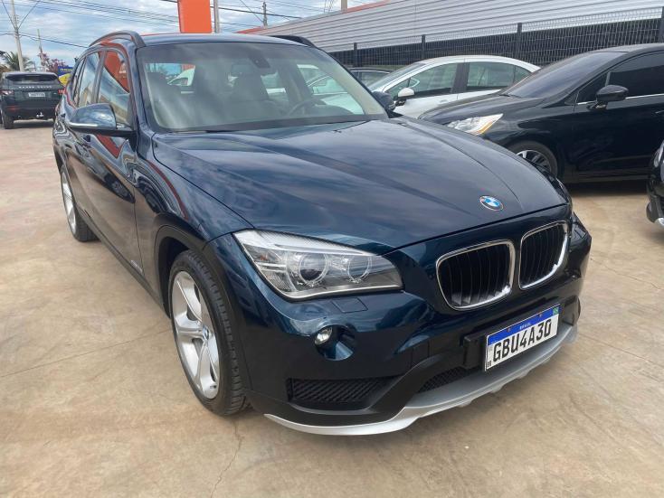BMW X1 2.0 16V 4P S DRIVE 20I X-LINE AUTOMÁTICO, Foto 17