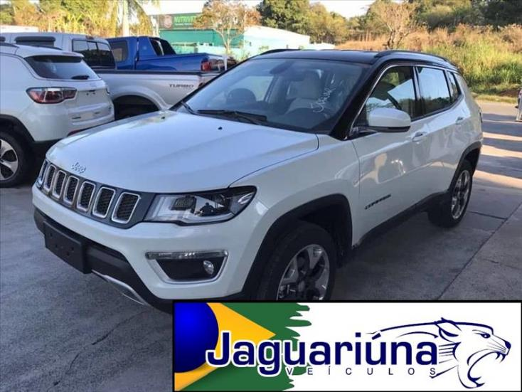 JEEP Compass 2.0 16V 4P LIMITED FLEX AUTOMÁTICO, Foto 1