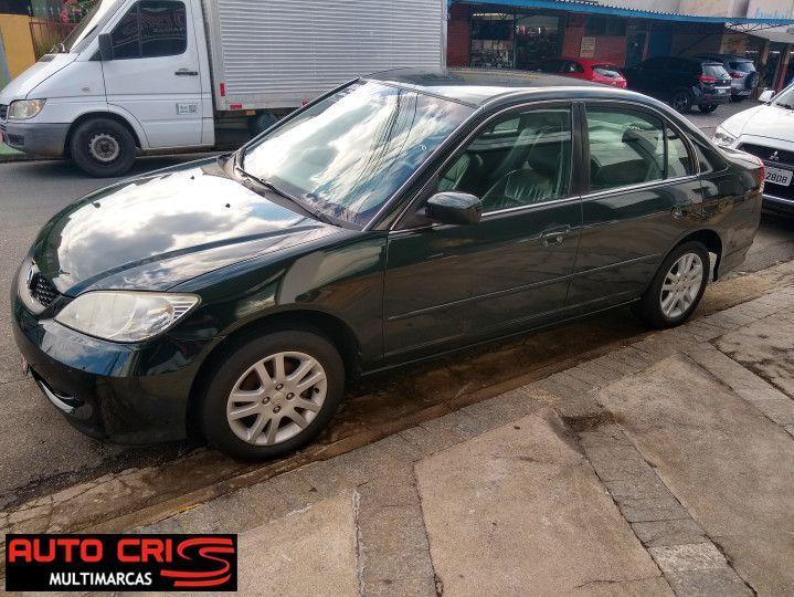HONDA Civic 1.7 16V 4P LX, Foto 1