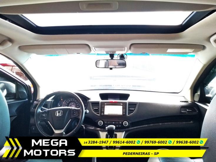 HONDA CRV 2.0 16V 4P EXL AUTOMÁTICO, Foto 5
