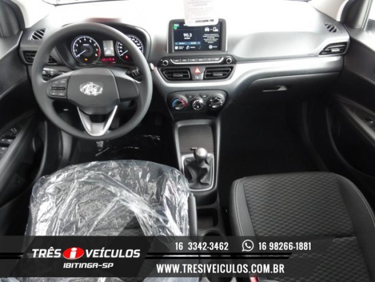 HYUNDAI HB 20 Hatch 1.0 12V 4P COMFORT PLUS FLEX, Foto 8
