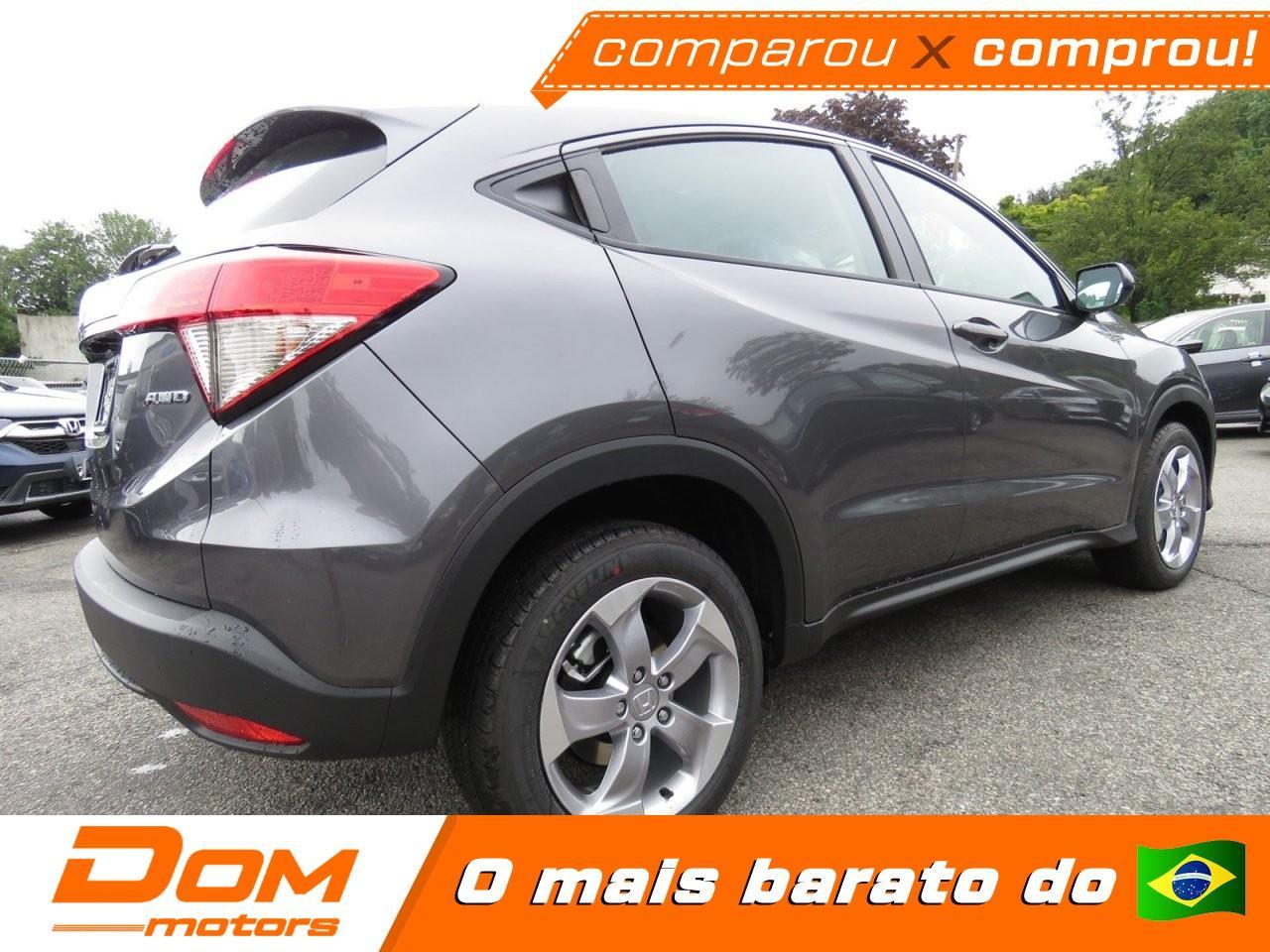 HONDA HR-V 1.8 16V 4P LX FLEX AUTOMÁTICO CVT, Foto 4
