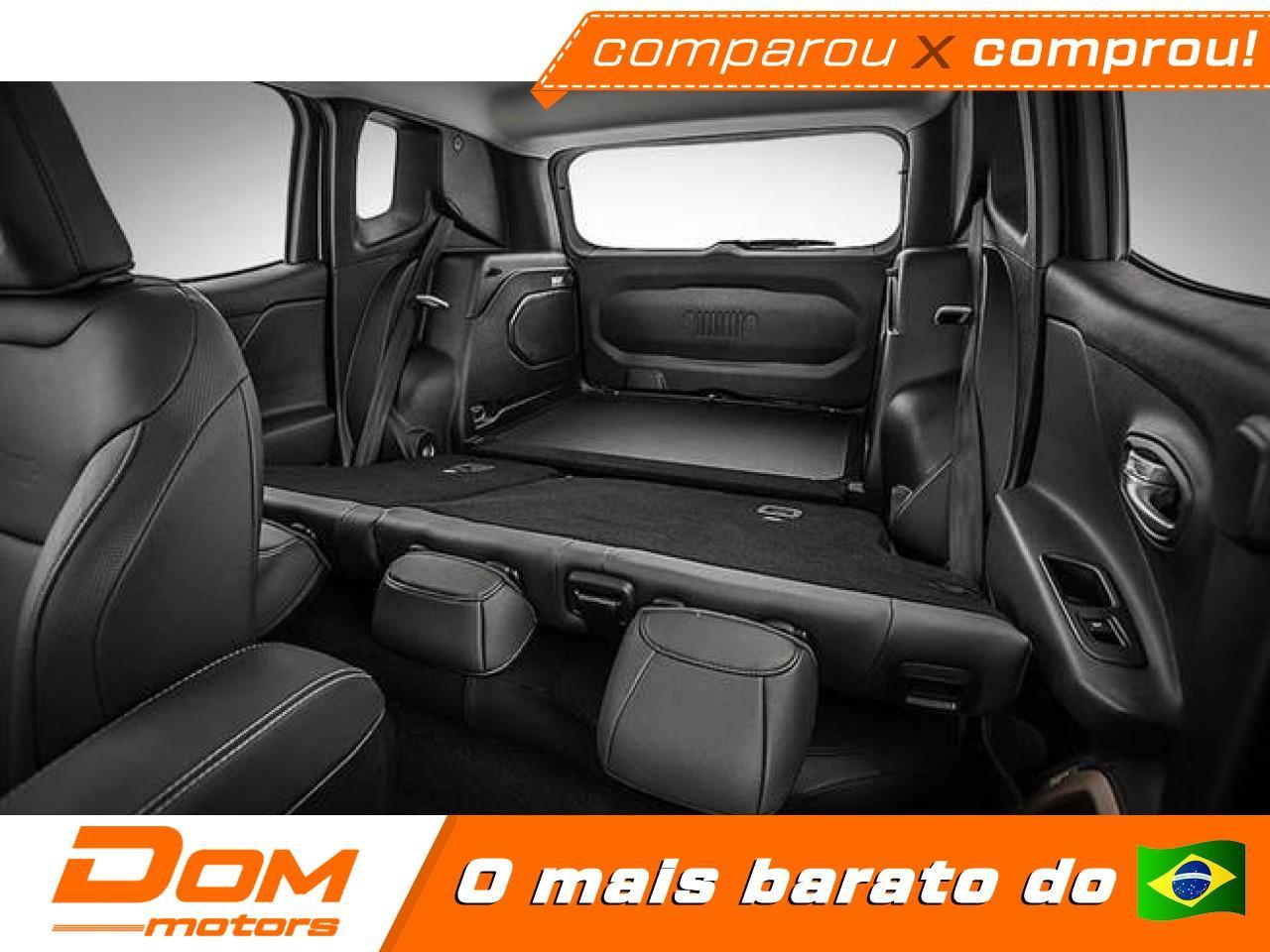 JEEP Renegade 1.8 16V 4P FLEX LONGITUDE AUTOMÁTICO, Foto 2