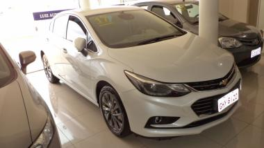 CHEVROLET Cruze Sedan 1.4 16V 4P LT FLEX TURBO AUTOMÁTICO