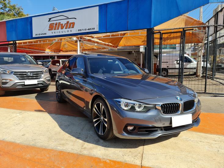 BMW 320I 2.0 16V 4P SPORT GP ACTIVE FLEX AUTOMÁTICO, Foto 1