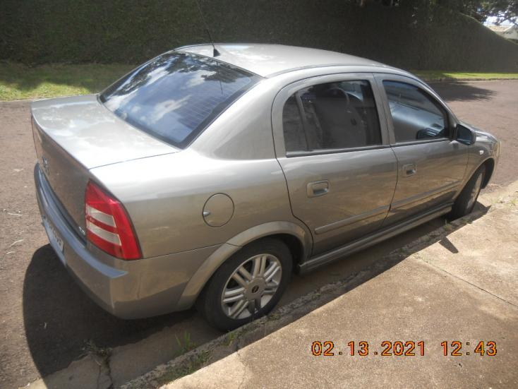 CHEVROLET Astra Sedan 2.0 4P CD, Foto 4