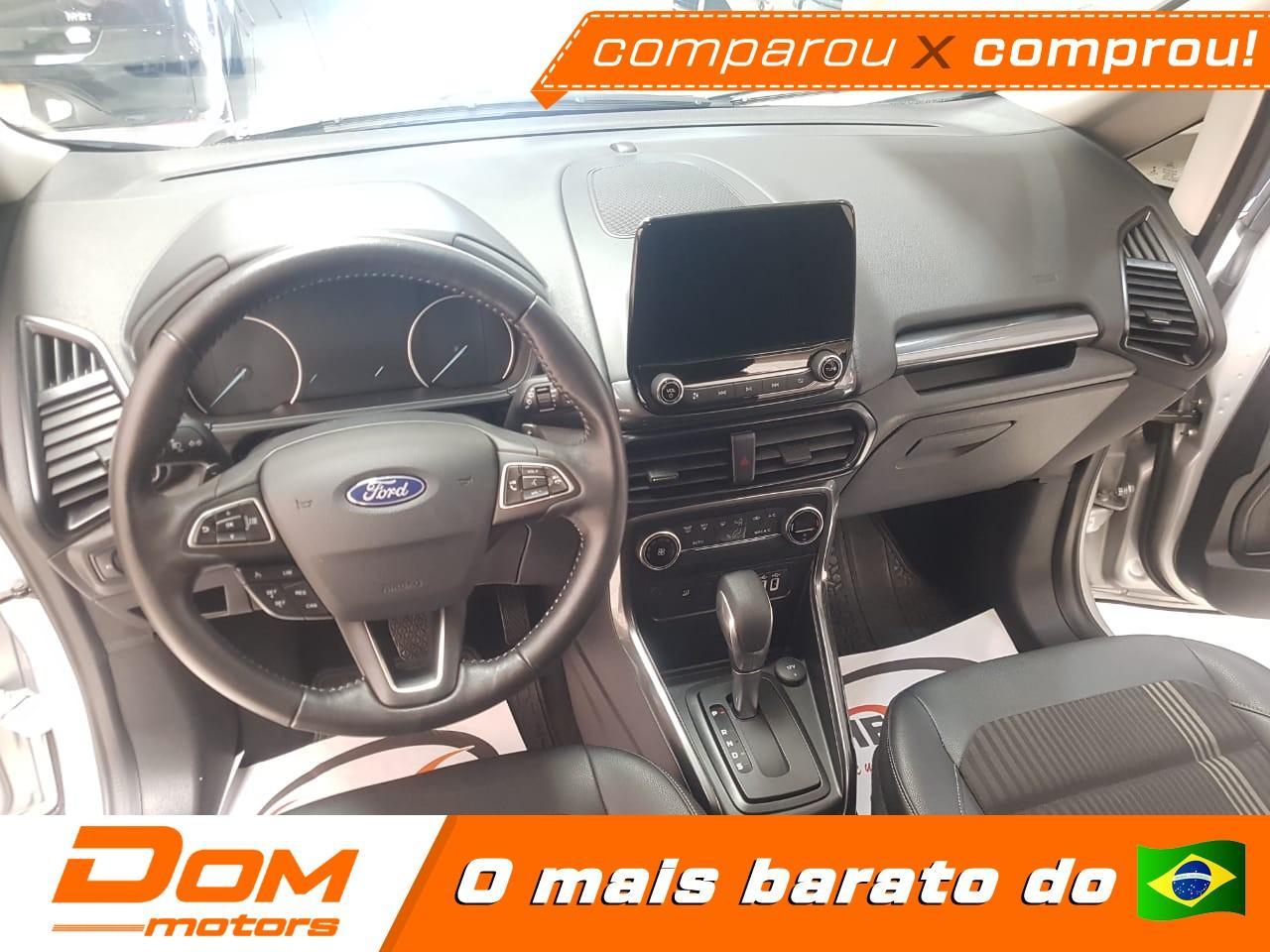 FORD Ecosport 1.5 12V 4P TI-VCT FLEX FREESTYLE AUTOMÁTICO, Foto 2