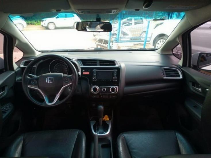 HONDA Fit 1.5 16V 4P EX AUTOMÁTICO, Foto 6