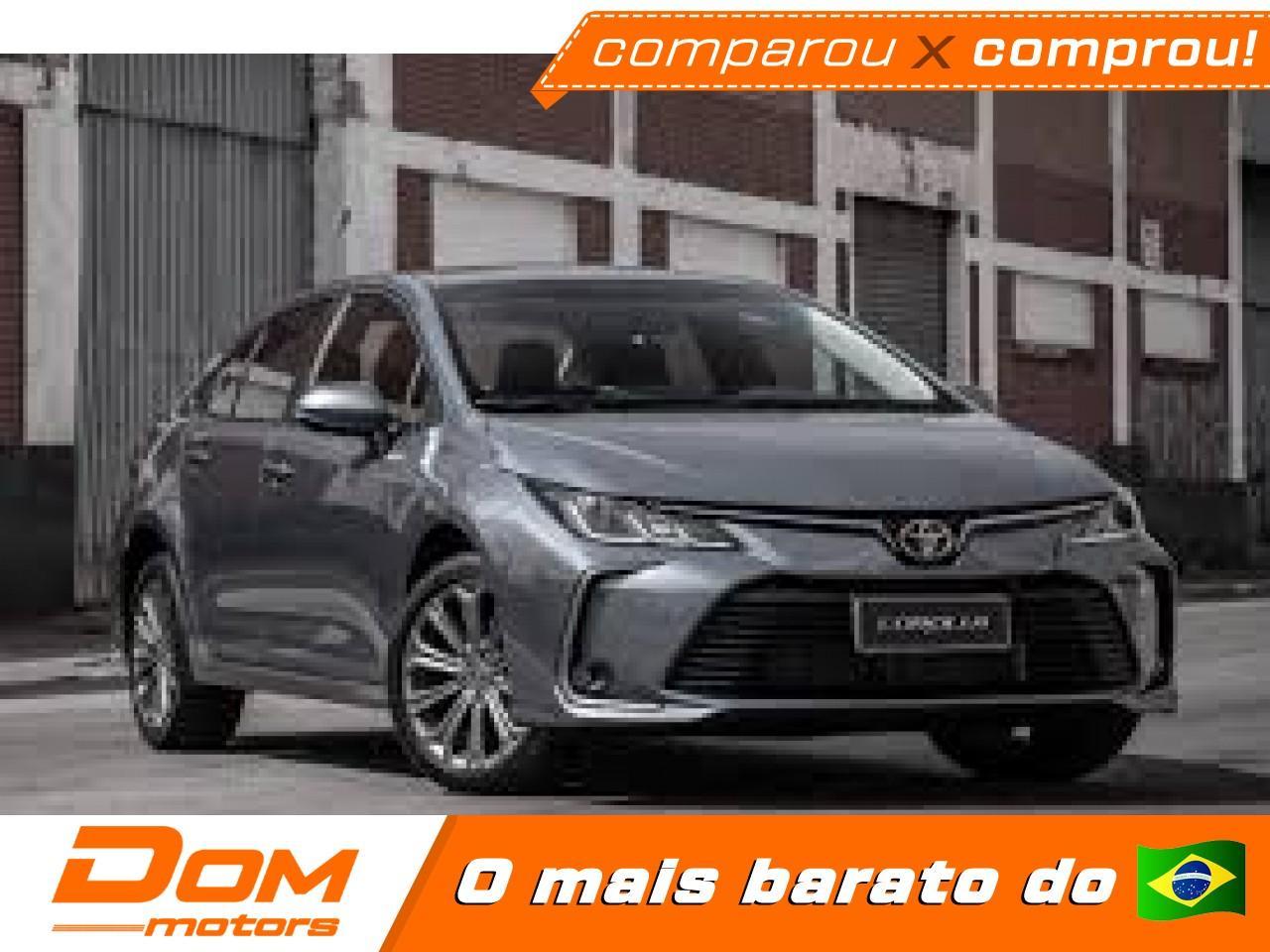 TOYOTA Corolla 1.8 16V 4P GLI FLEX AUTOMÁTICO, Foto 2