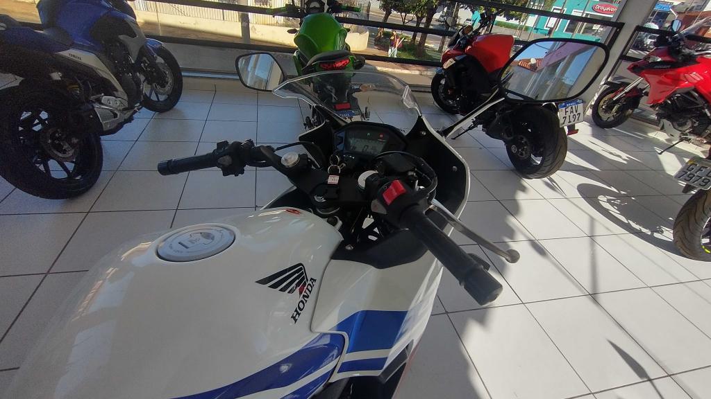 HONDA CBR 500 R ABS, Foto 6