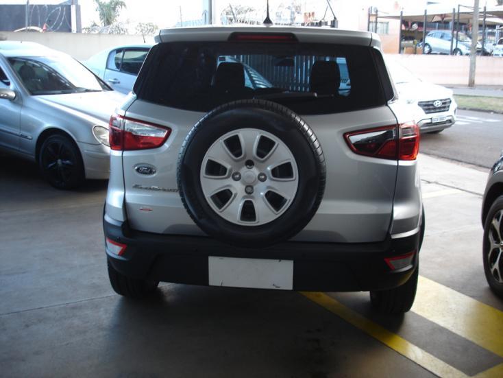 FORD Ecosport 1.5 12V 4P TI-VCT DIRECT FLEX AUTOMÁTICO, Foto 4