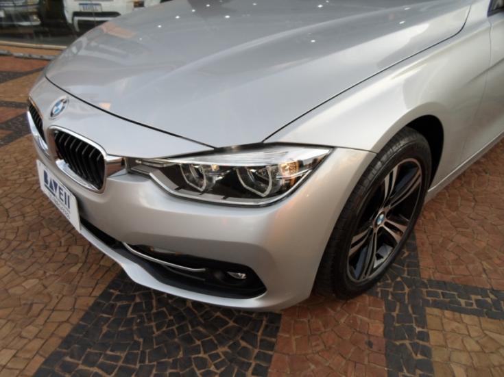 BMW 320I 2.0 16V 4P SPORT TURBO ACTIVE FLEX AUTOMÁTICO, Foto 7