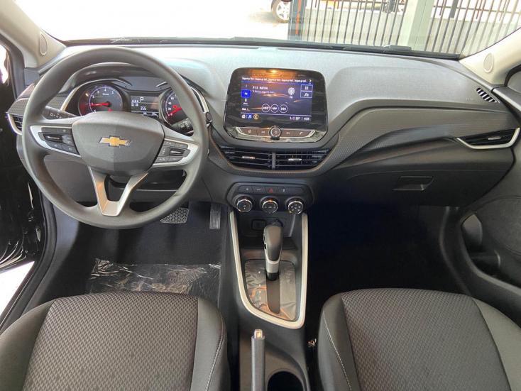 CHEVROLET Onix Sedan 1.0 4P FLEX LT PLUS TURBO AUTOMÁTICO, Foto 10