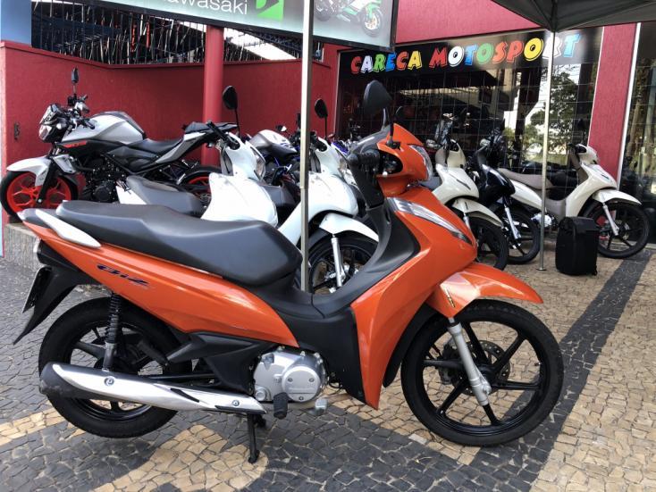 HONDA Biz 125 EX, Foto 5
