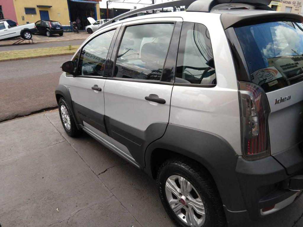 FIAT Idea 1.8 16V 4P FLEX ADVENTURE DUALOGIC AUTOMATIZADO, Foto 8