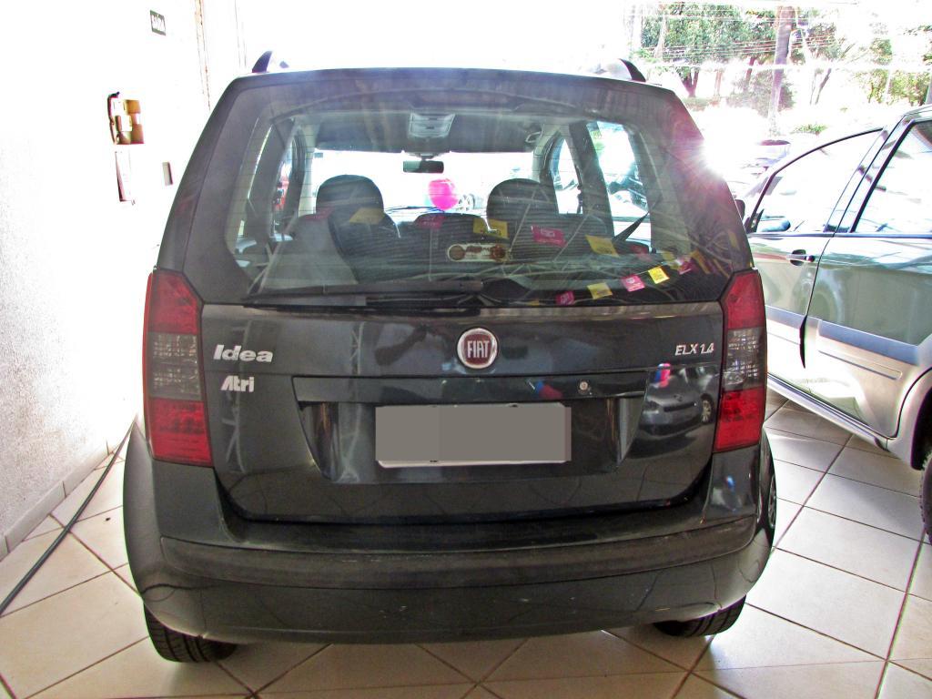 FIAT Idea 1.4 4P ELX FLEX, Foto 4