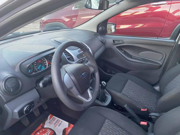 FORD Ka Hatch 1.5 12V 4P TI-VCT SE PLUS FLEX, Foto 8