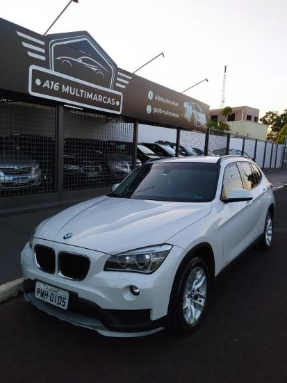 BMW X1 2.0 16V 4P SDRIVE 20I ACTIVEFLEX TURBO AUTOMÁTICO, Foto 1