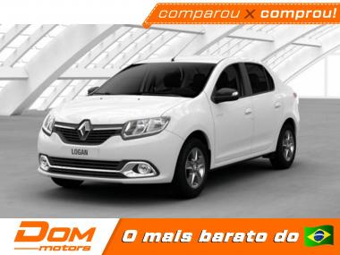 RENAULT Logan 1.0 16V 4P FLEX AUTHENTIQUE