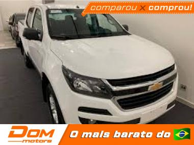 CHEVROLET S10 2.5 FLEX ADVANTAGE CABINE DUPLA