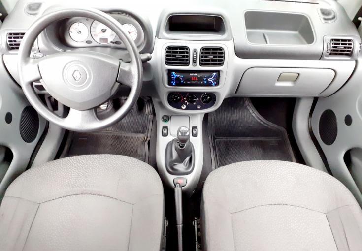 RENAULT Clio Hatch 1.0 16V HI FLEX CAMPUS, Foto 12