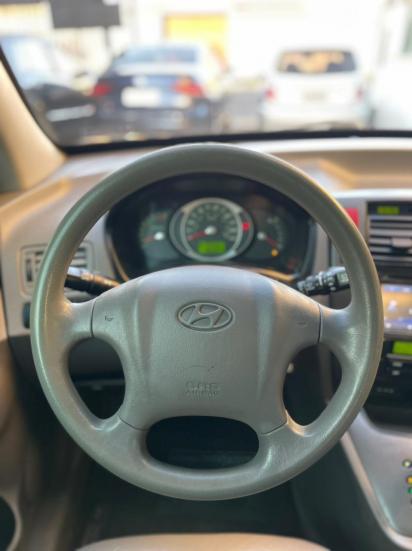 HYUNDAI Tucson 2.0 16V 4P GLS FLEX AUTOMÁTICO, Foto 10