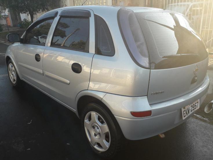 CHEVROLET Corsa Hatch 1.4 4P MAXX ECONOFLEX, Foto 5