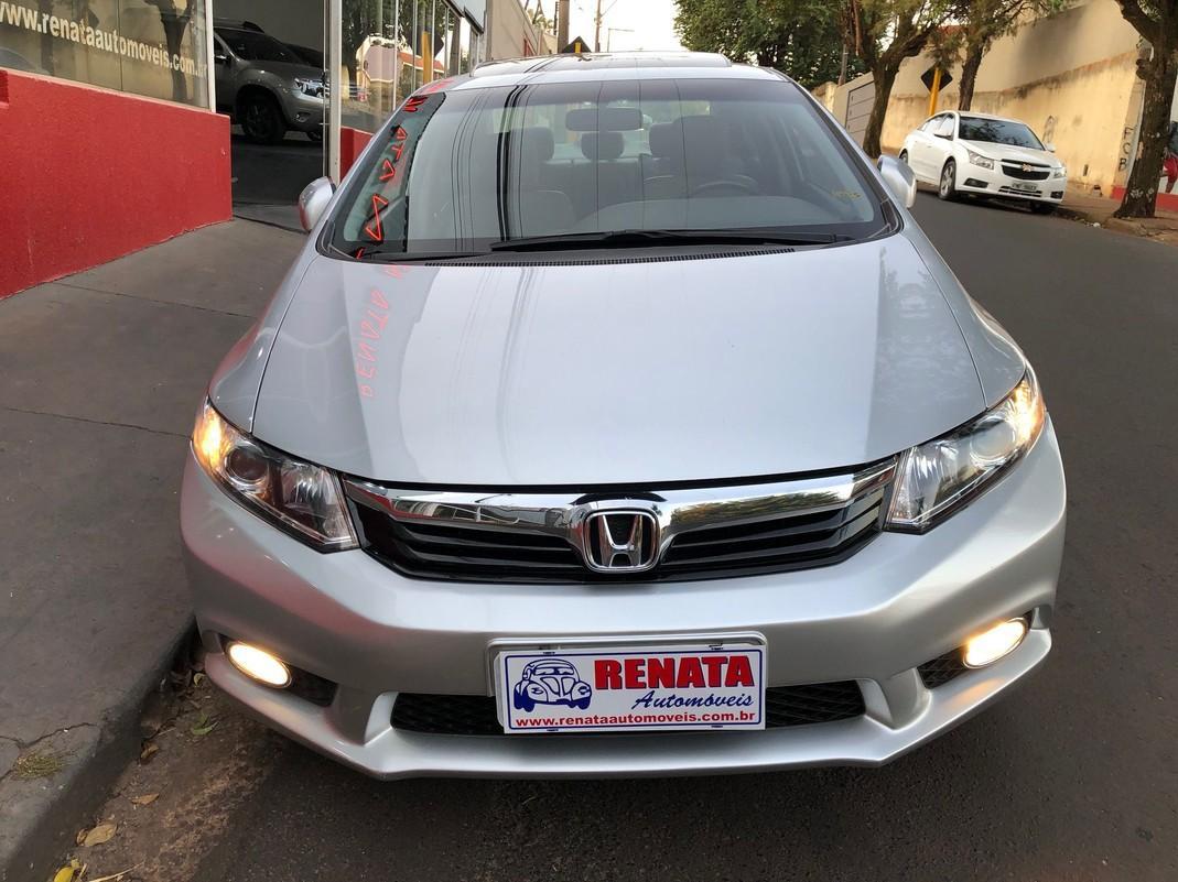 HONDA Civic 2.0 16V 4P FLEX EXR AUTOMÁTICO, Foto 1