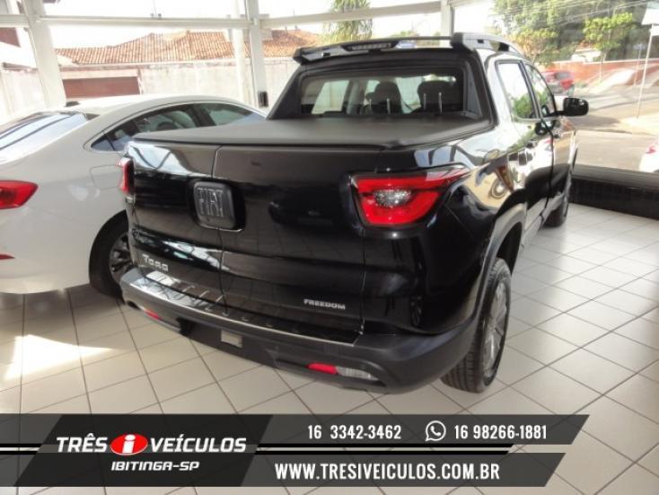 FIAT Toro 1.8 16V 4P FLEX FREEDOM AUTOMÁTICO, Foto 6