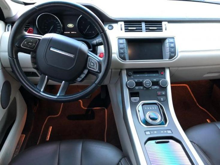 LAND ROVER Range Rover Evoque 2.2 16V 4P SDA PRESTIGE 4X4 AUTOMÁTICO, Foto 5
