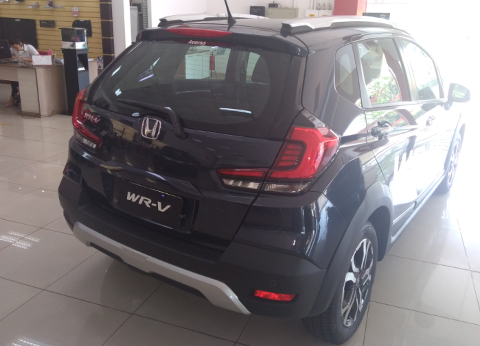 HONDA WR-V 1.5 16V 4P EXL FLEXONE AUTOMÁTICO CVT, Foto 2